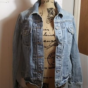 LIMITED EDITION GAP 1969 DENIM JACKET..SIZE.LARGE